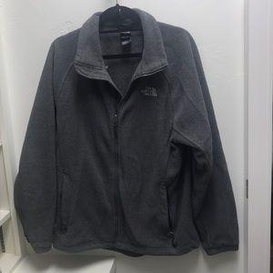 Zip-Up North Face jacket
